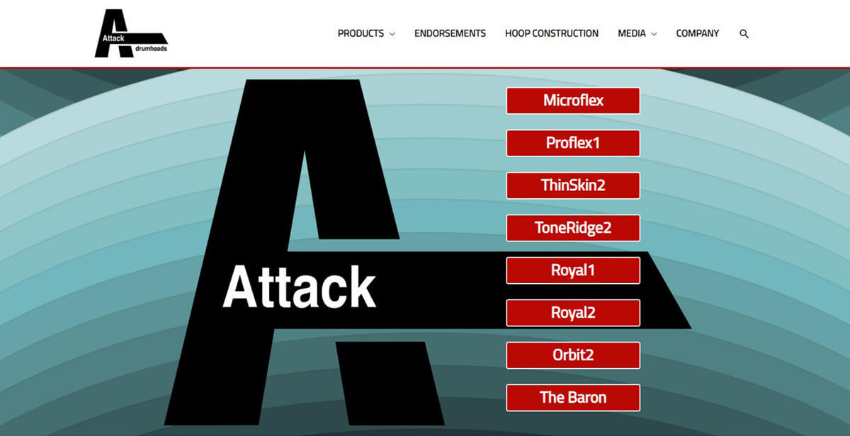 www.attackdrumheads.com